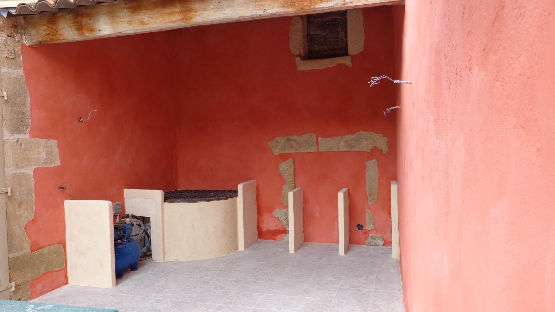Peinture la chaux sarl artisans du b ti ancien - Peinture a la chaux exterieur ...