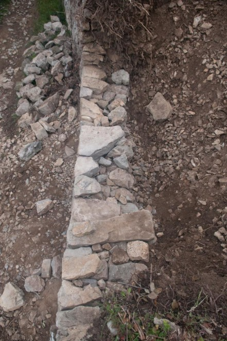 mur et contre-mur